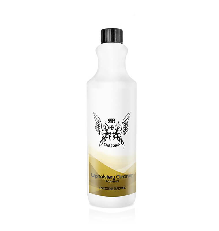 RR Customs - Upholstery Cleaner Foaming