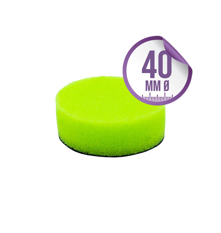 Liquid Elements - Pad Boy V2 Finish (40mm) - 11020