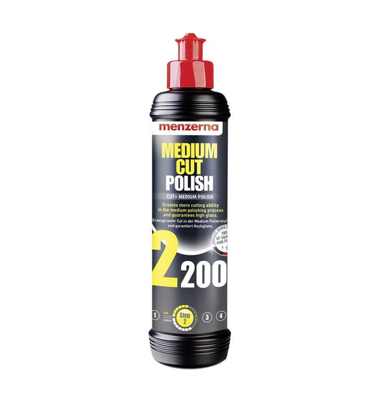 Menzerna - Medium Cut Polish 2200 (250ml) - MZ_22771.281.001