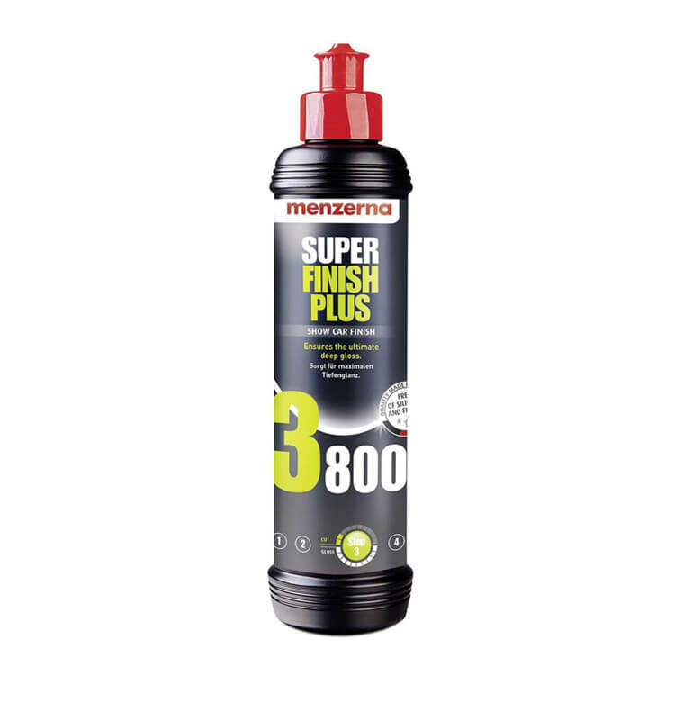 Menzerna - Super Finish Plus 3800 (250ml) - MZ_22992.281.001