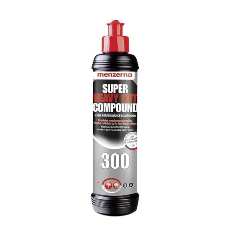 Menzerna - Super Heavy Cut Compound 300 (250ml) - MZ_22746.281.001
