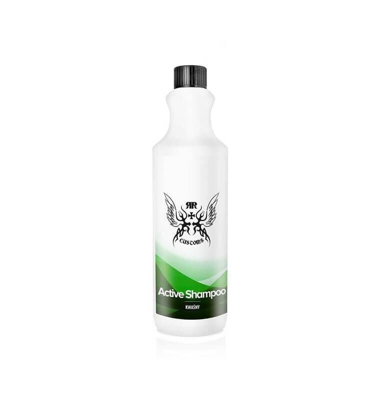 RR Customs - Active Shampoo (1000ml) - RRAS1
