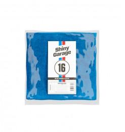 Shiny Garage - Blue Work Cloth