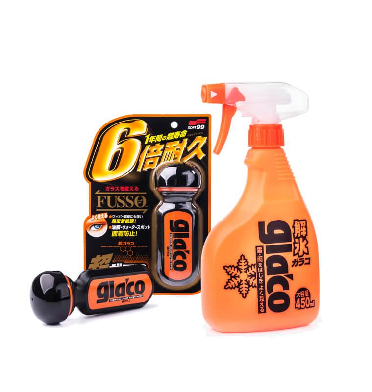 Glossyking - Soft99 Ultra Glaco & Deicer