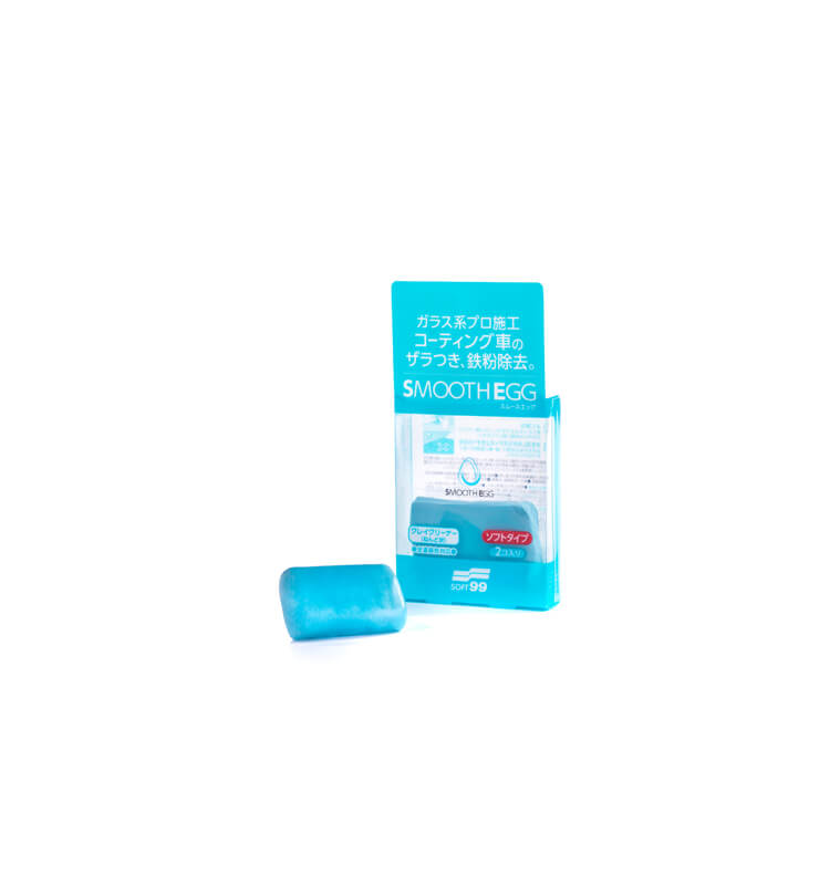 Soft99 - Smooth Egg Clay Bar - 00513
