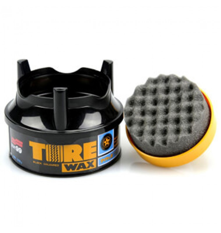 Soft99 - Tire Black Wax - 02015