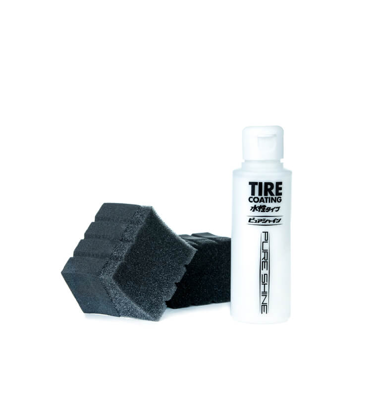 Soft99 - Pure Shine Tire Coating - 02079