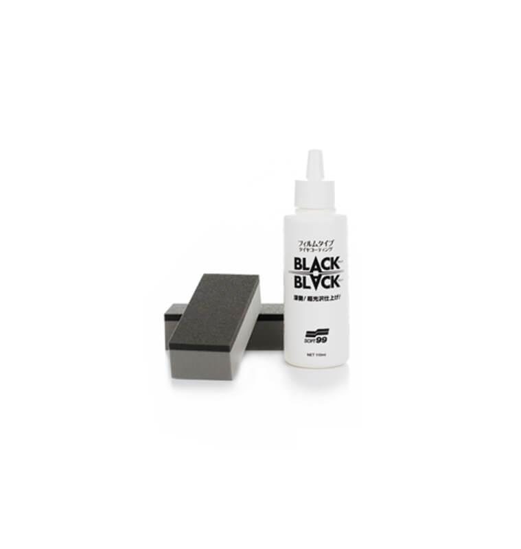 Soft99 - Black Black - 02082